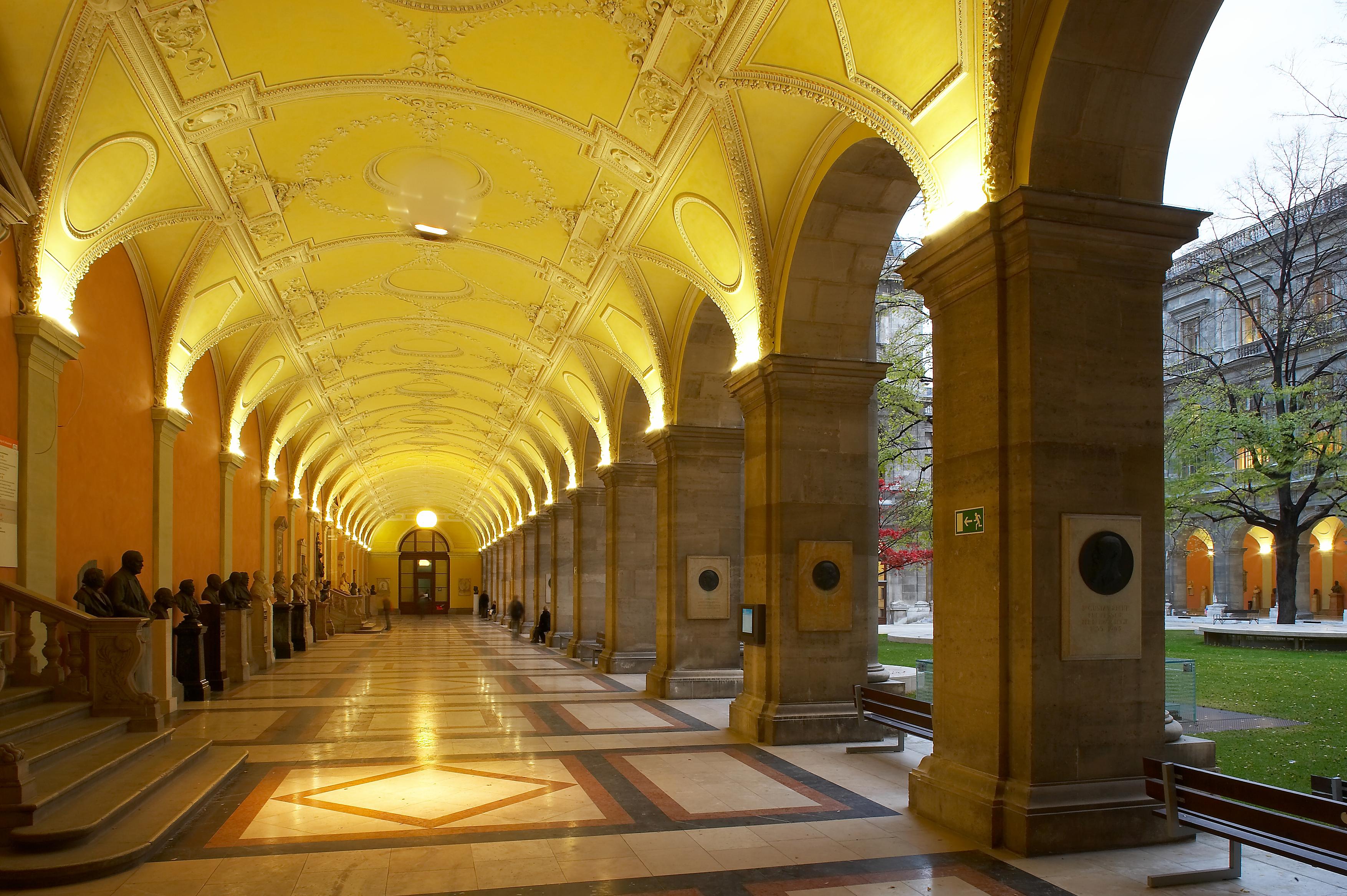 Arkadenhof Wien